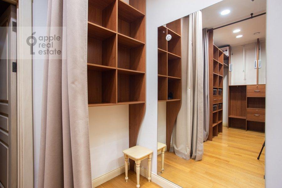 Walk-in closet / Laundry room / Storage room of the 4-room apartment at Raspletina ul. 22k2