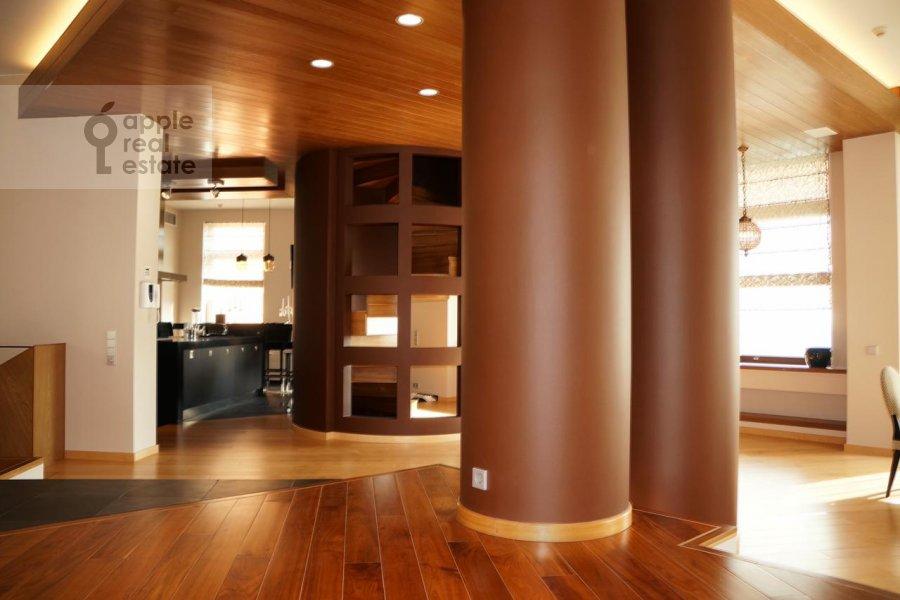 6-room apartment at Minskaya ulitsa 1GK2