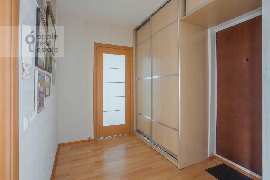 Corridor of the 2-room apartment at Miklukho-Maklaya 51/1