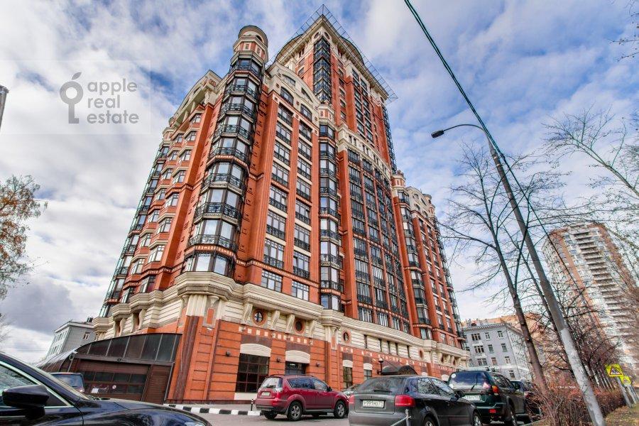 Фото дома 4-комнатной квартиры по адресу Карамышевская набережная 48к2