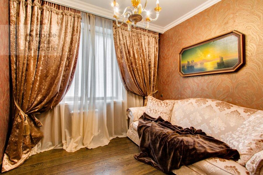 Детская комната / Кабинет в 4-комнатной квартире по адресу Карамышевская набережная 48к2