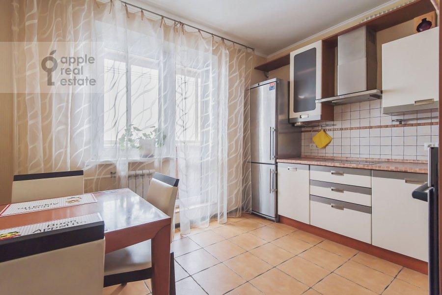 Kitchen of the 2-room apartment at Volzhskiy bul'v. 11