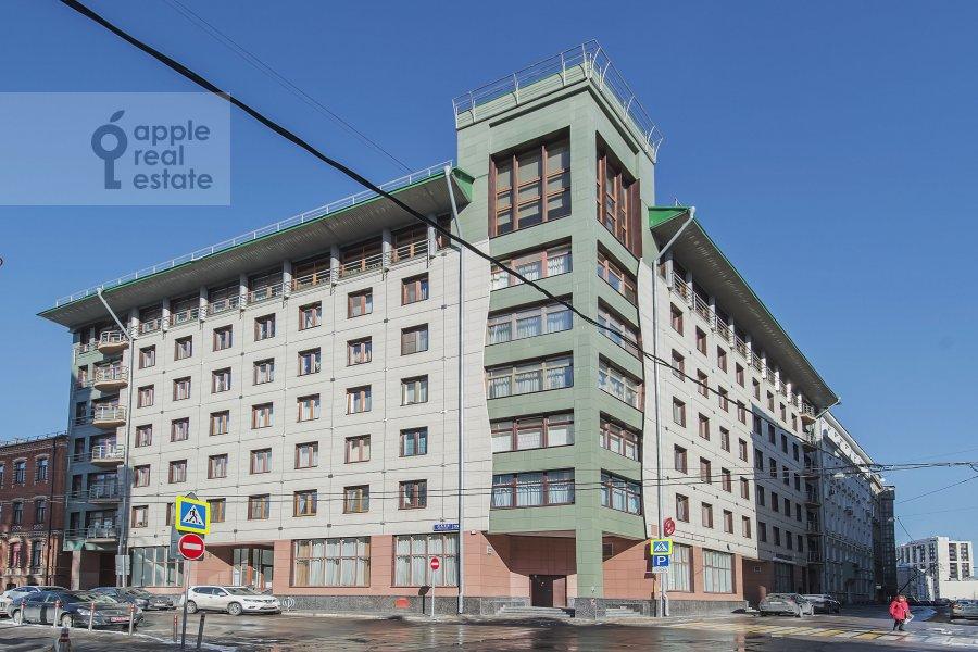 Фото дома 3-комнатной квартиры по адресу Даев пер. 33