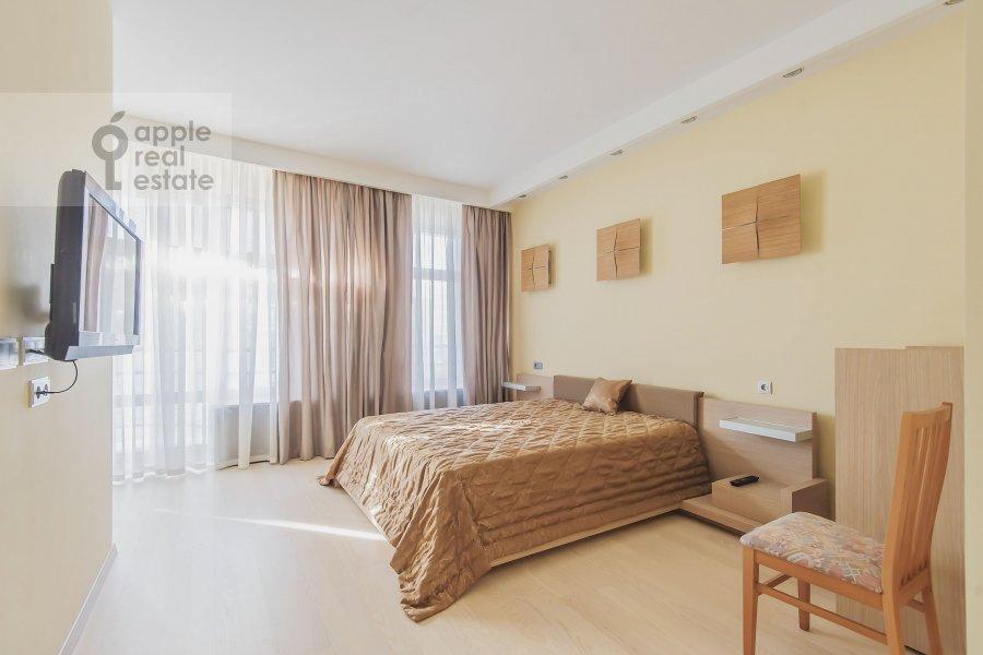 Спальня в 3-комнатной квартире по адресу Даев пер. 33