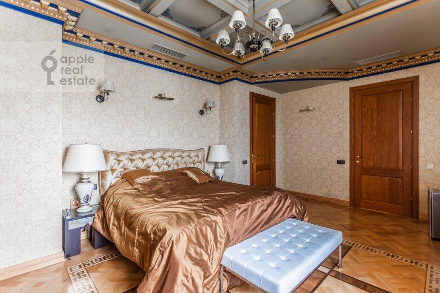 Спальня в 3-комнатной квартире по адресу Бронная Малая ул. 44
