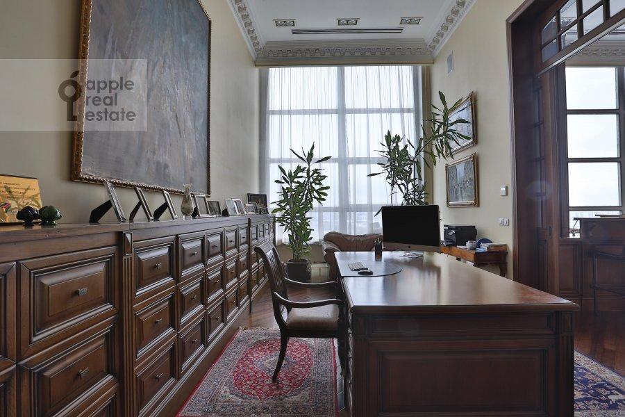 Детская комната / Кабинет в 6-комнатной квартире по адресу Иваньковское шоссе 5