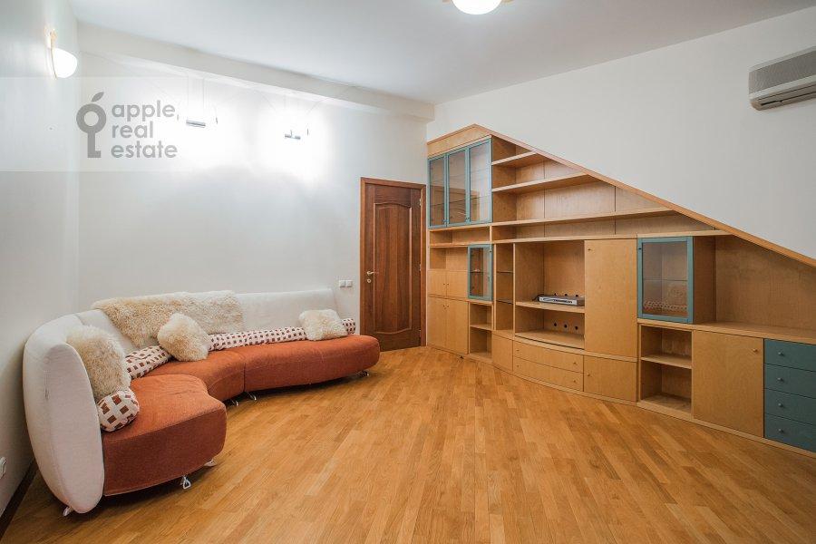 Детская комната / Кабинет в 6-комнатной квартире по адресу Яковоапостольский переулок 9с2