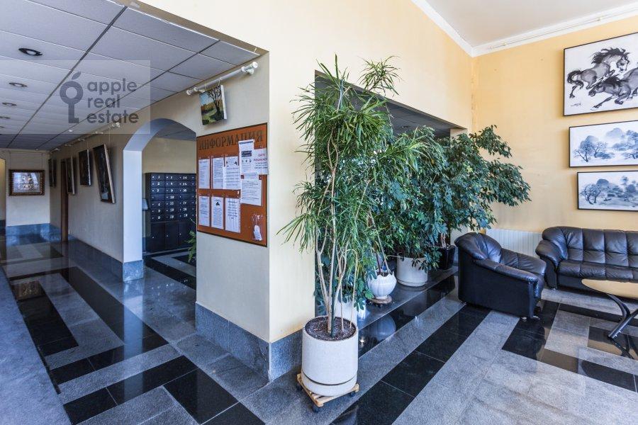 Photo of the house of the 4-room apartment at Marshala Biryuzova 32k1