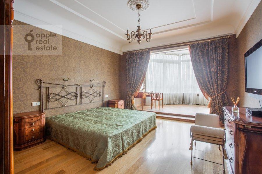 Спальня в 5-комнатной квартире по адресу Минская ул. 1Гк1