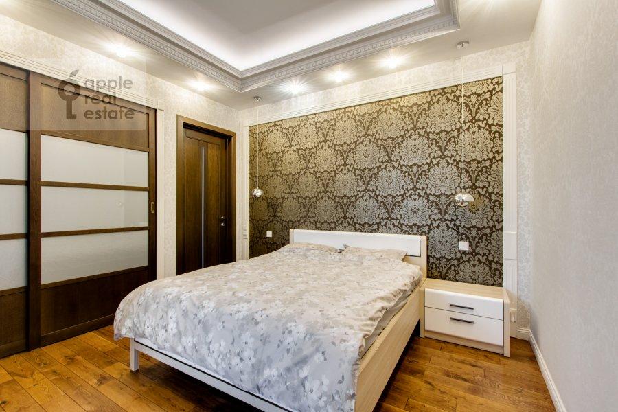 Спальня в 4-комнатной квартире по адресу Ярцевская ул. 32