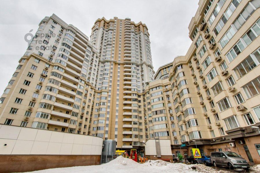 Фото дома 4-комнатной квартиры по адресу Ярцевская ул. 32