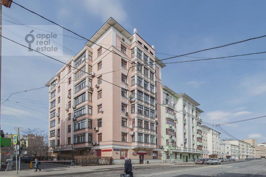 Фото дома 5-комнатной квартиры по адресу Плющиха ул. 22