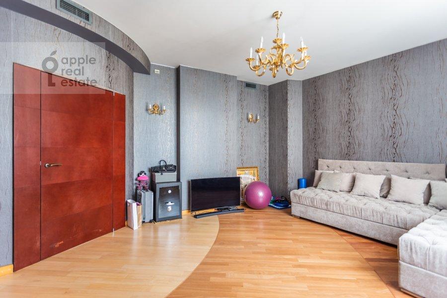 Детская комната / Кабинет в 5-комнатной квартире по адресу Плющиха ул. 22