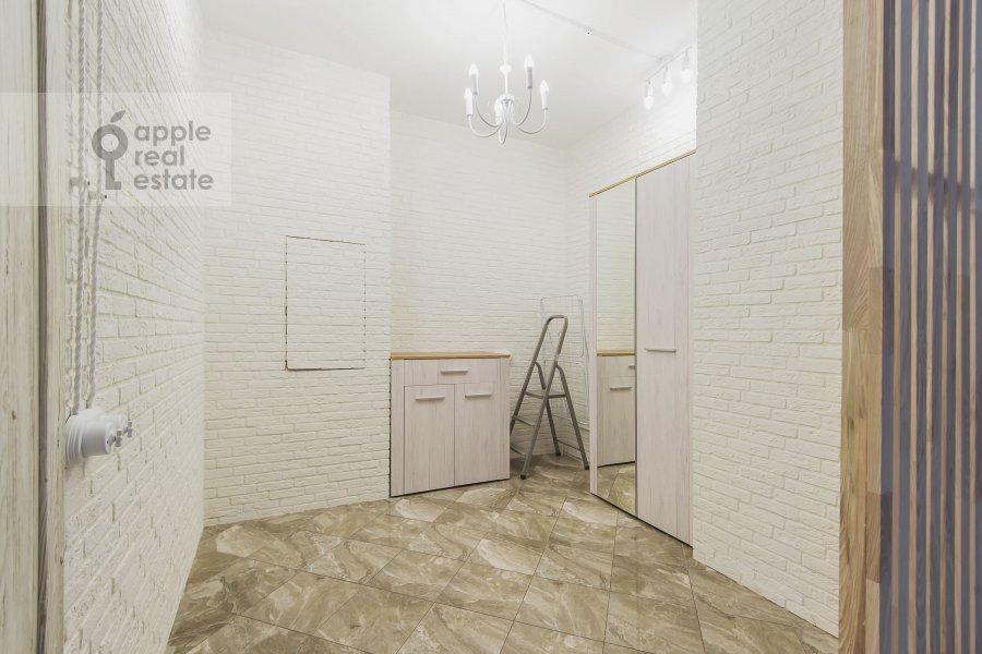 Corridor of the 2-room apartment at Borisovskaya ul. 4