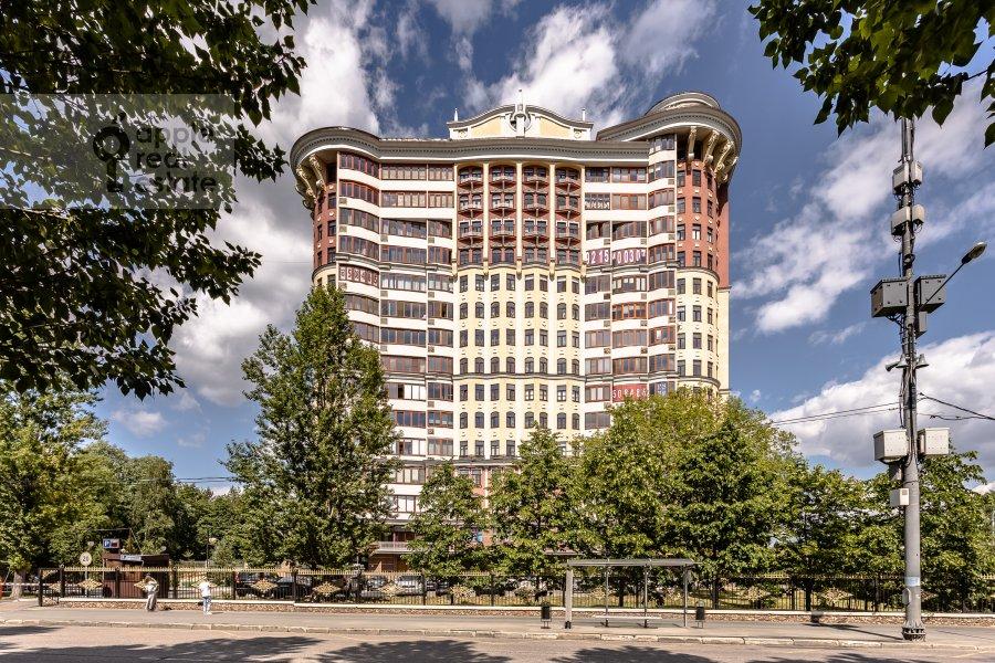 Фото дома 4-комнатной квартиры по адресу Мичуринский пр-т 6к3