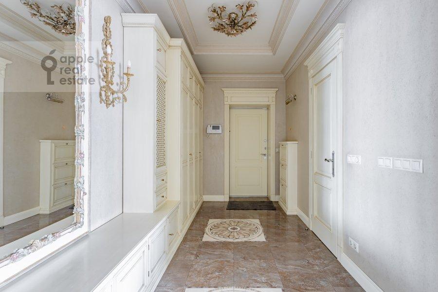 Коридор в 4-комнатной квартире по адресу Мичуринский пр-т 6к3