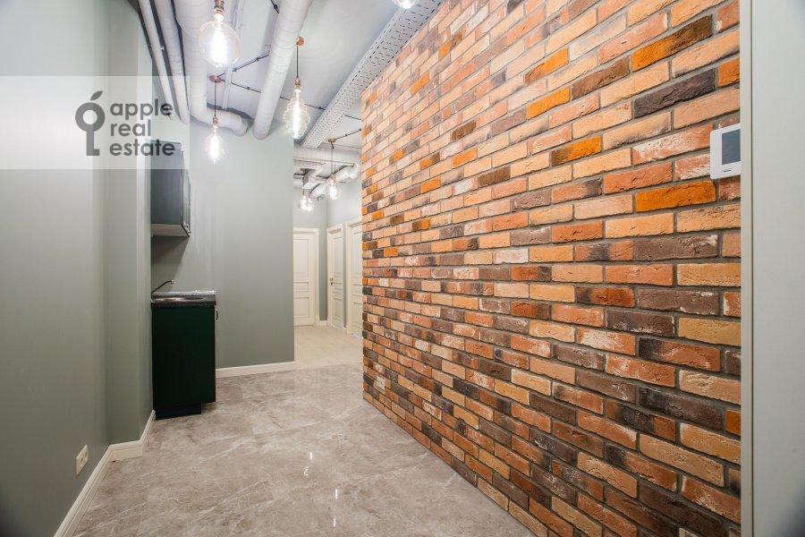 Corridor of the 3-room apartment at Bol'shaya Sadovaya 5k1