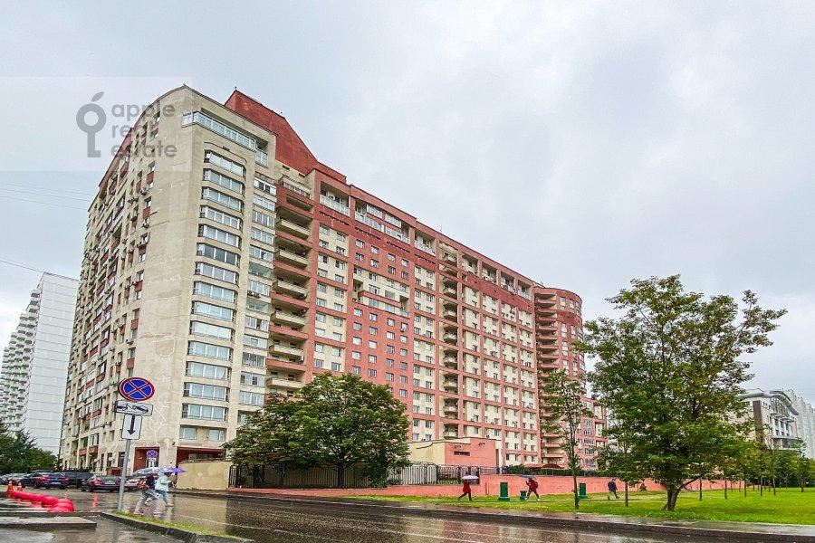 Фото дома 6-комнатной квартиры по адресу Мичуринский пр-кт 29