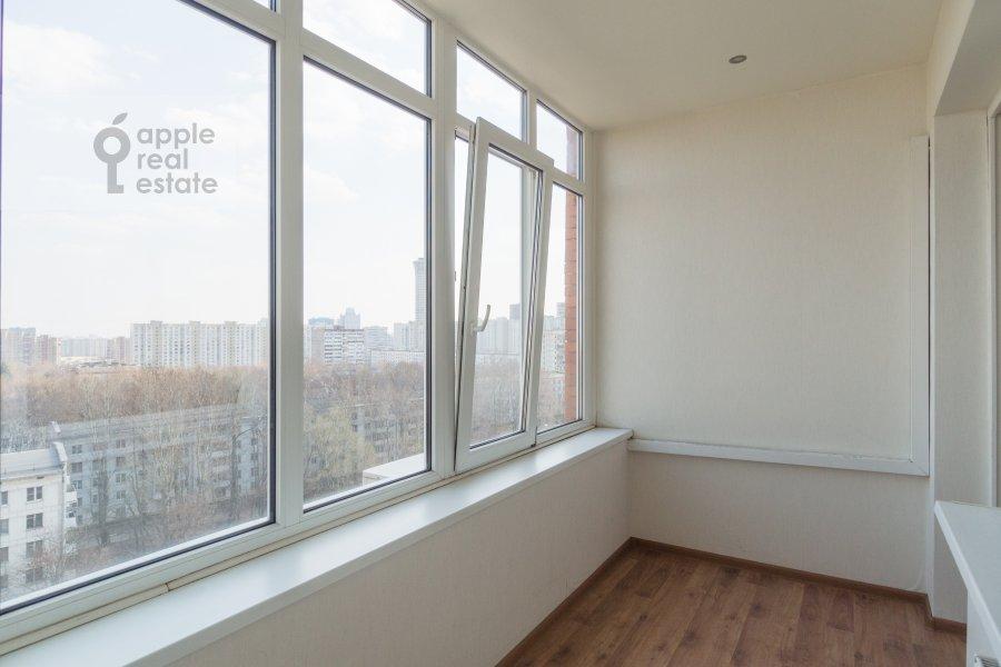 Балкон / Терраса / Лоджия в 4-комнатной квартире по адресу Архитектора Власова ул. 20