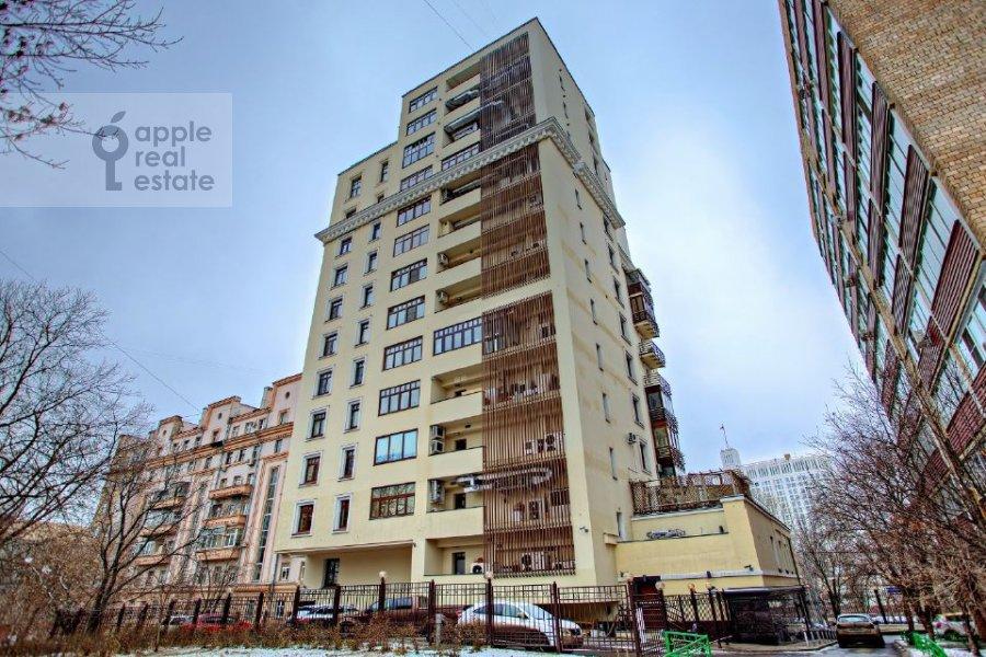 Фото дома 4-комнатной квартиры по адресу переулок Капранова 4