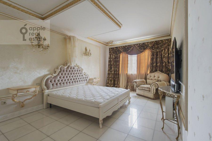 Спальня в 2-комнатной квартире по адресу Профсоюзная улица 96