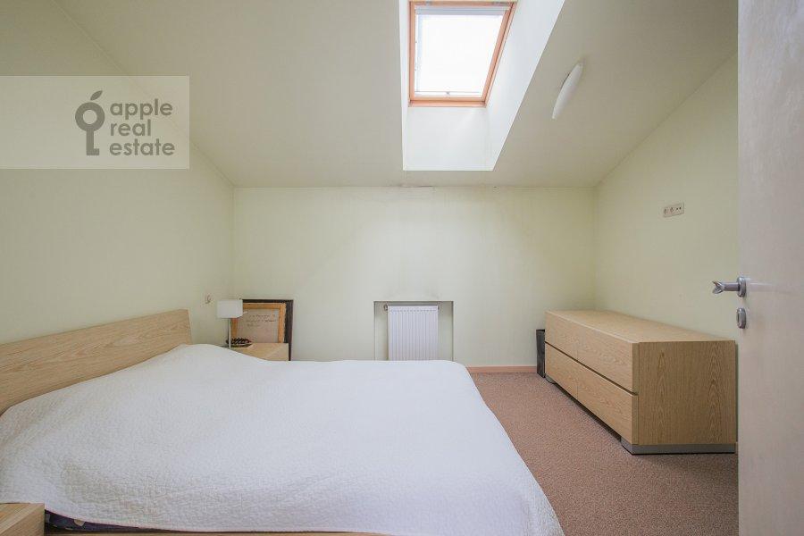 Спальня в 2-комнатной квартире по адресу Машкова улица 6с1