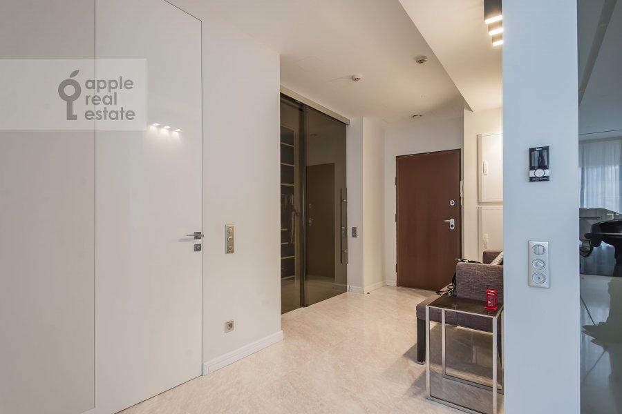 Corridor of the 4-room apartment at Bryusov pereulok 19