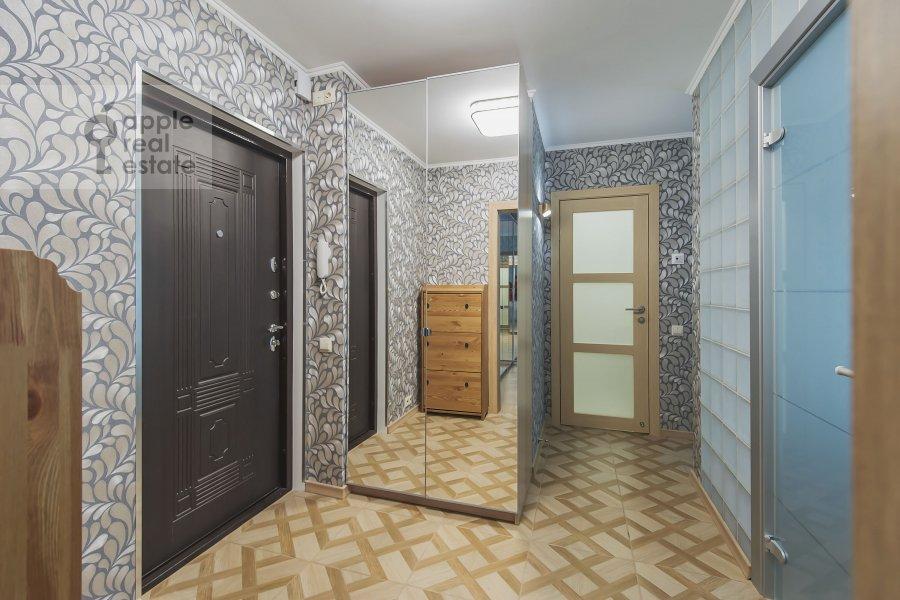 Коридор в 2-комнатной квартире по адресу Академика Варги 2