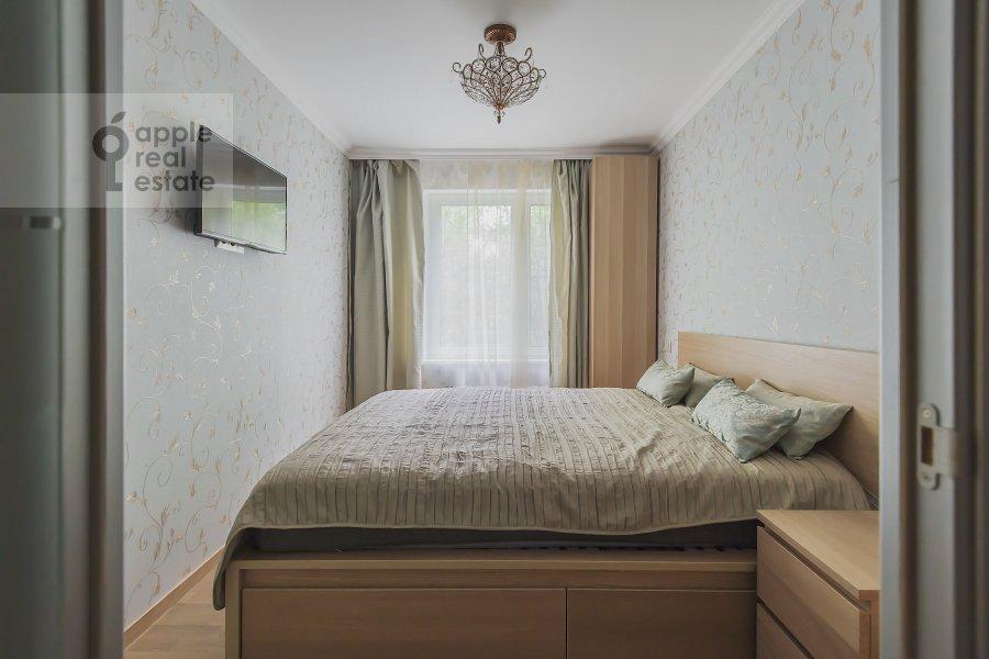 Поэтажный план 2-комнатной квартиры по адресу Академика Варги 2