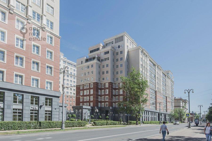 Photo of the house of the 4-room apartment at Mytnaya ulitsa 7s1