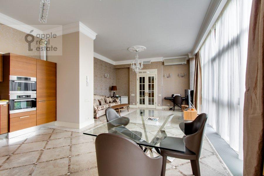 Kitchen of the 5-room apartment at Zhukovka-1 14