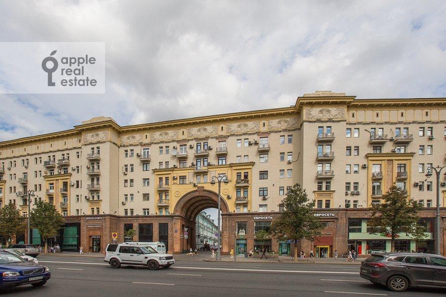 Фото дома 3-комнатной квартиры по адресу Тверская улица 4