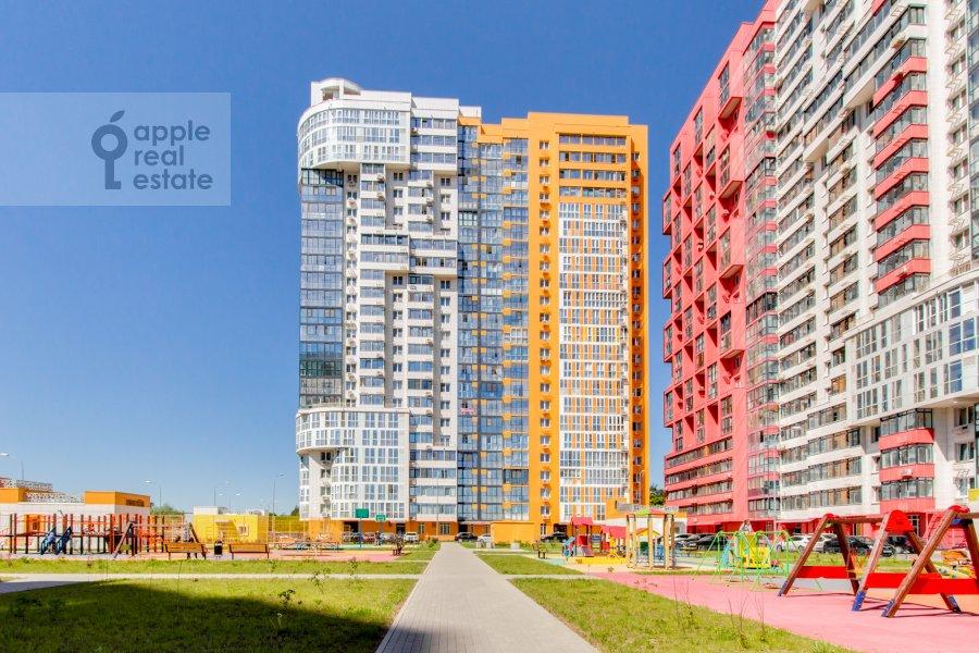 Фото дома 2-комнатной квартиры по адресу Рублевское шоссе 70к5