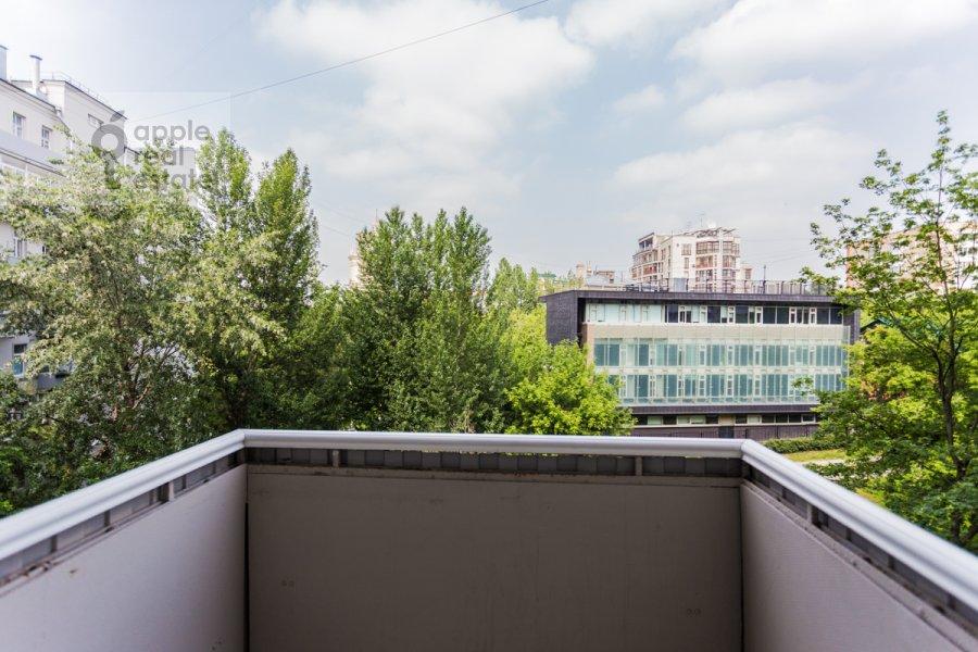 Балкон / Терраса / Лоджия в 3-комнатной квартире по адресу Крымский Вал 8