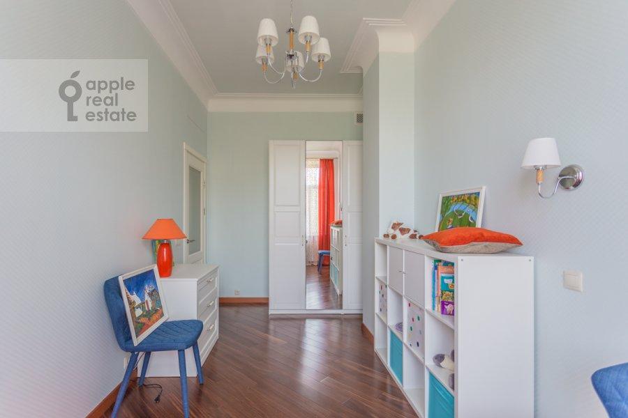 Детская комната / Кабинет в 3-комнатной квартире по адресу Крымский Вал 8