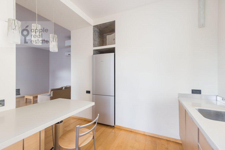Kitchen of the 2-room apartment at Podkopaevskiy pereulok 8/13/5