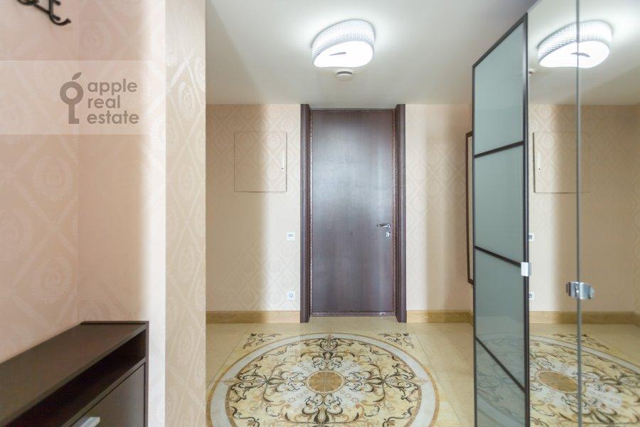 Corridor of the 2-room apartment at Chapaevskiy per. 3