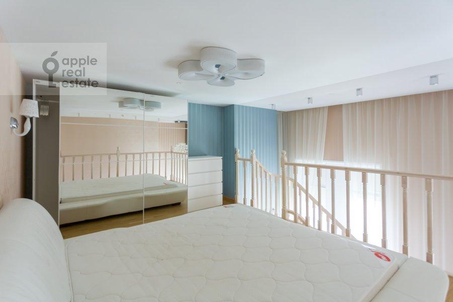 Спальня в 2-комнатной квартире по адресу Чапаевский пер. 3