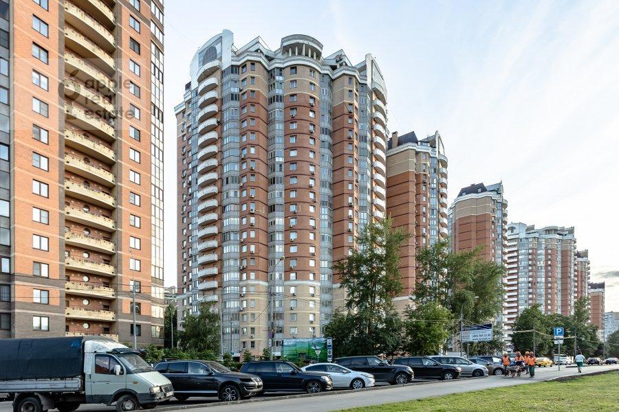 Фото дома 4-комнатной квартиры по адресу Удальцова 69