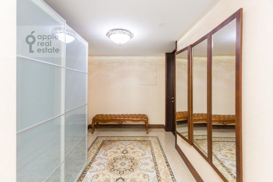 Corridor of the 2-room apartment at Chapaevskiy pereulok 3