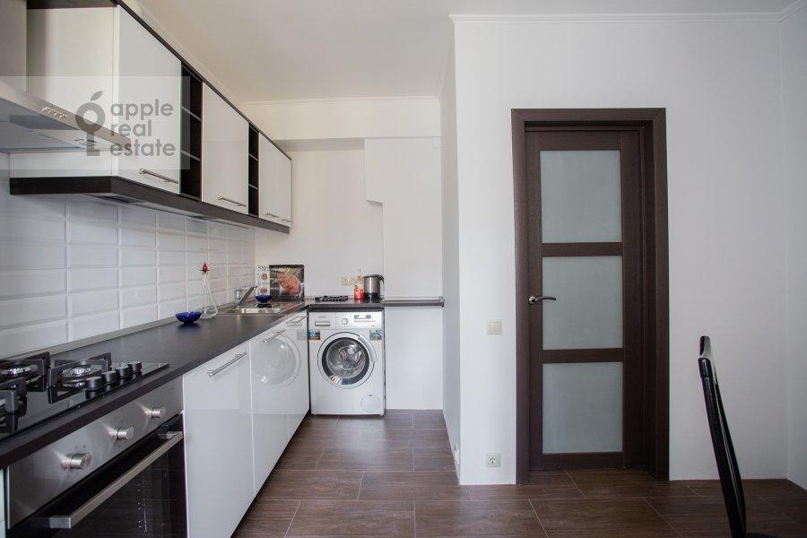 Kitchen of the 3-room apartment at naberezhnaya Tarasa Shevchenko 3s3