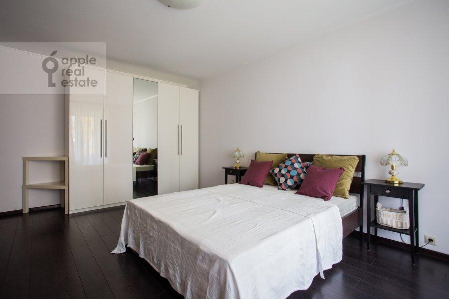 Bedroom of the 3-room apartment at naberezhnaya Tarasa Shevchenko 3s3