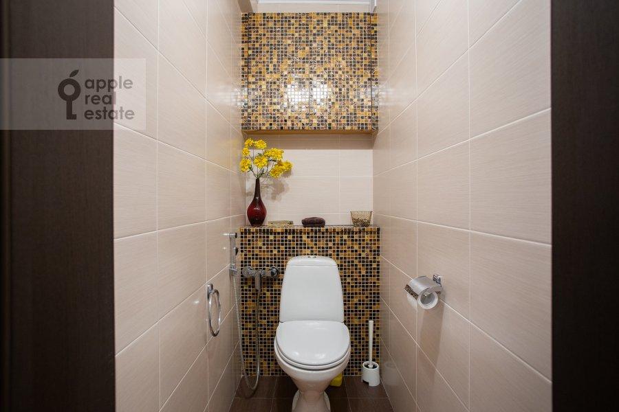 Bathroom of the 3-room apartment at naberezhnaya Tarasa Shevchenko 3s3