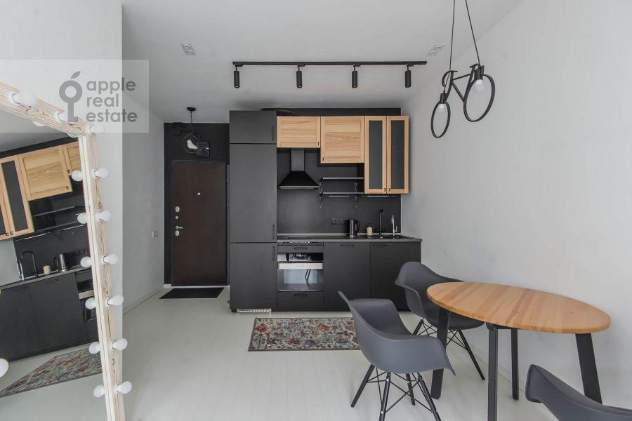 Кухня в 2-комнатной квартире по адресу Новодмитровская 2к6