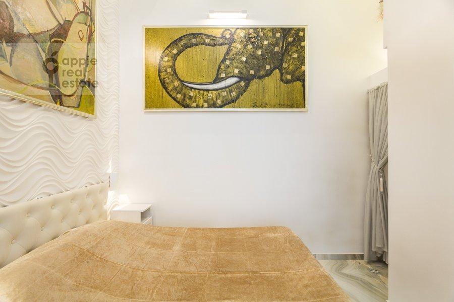 Спальня в 3-комнатной квартире по адресу 3-я улица Ямского Поля 9