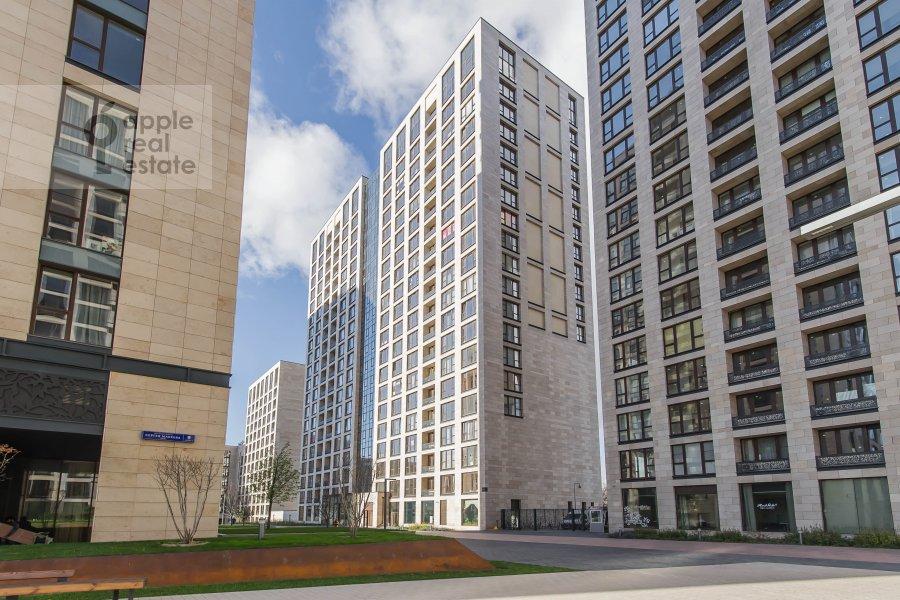 Фото дома квартиры-студии по адресу 2-я Черногрязская улица 6к3
