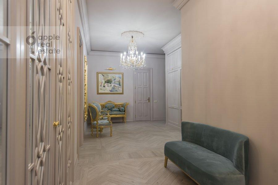 Коридор в 3-комнатной квартире по адресу Мичуринский пр-т. 6к3