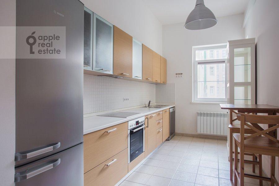 Kitchen of the 4-room apartment at Tsvetnoy bul'var 16\1