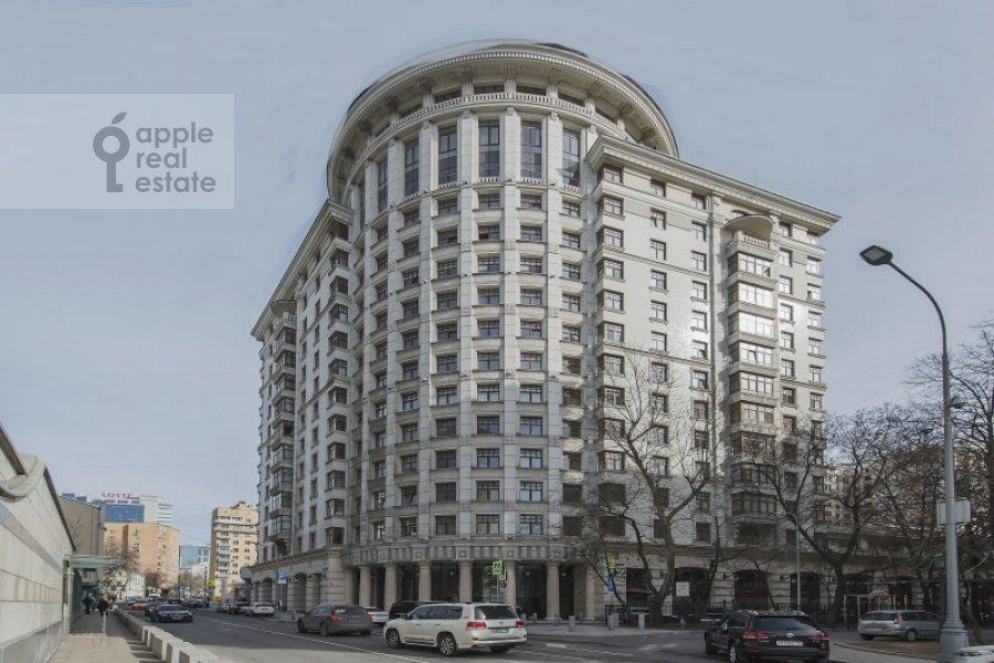Фото дома 5-комнатной квартиры по адресу Малый Новопесковский переулок 8