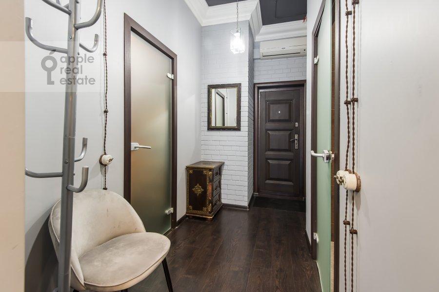 Corridor of the studio apartment at Dukhovskoy per. 17s10